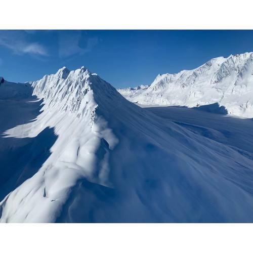アラスカ滑走 集中の日々